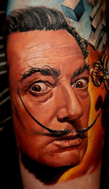Tattoos - Dali - 60731
